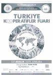 Türkiye Kooperatifleri Fuarı