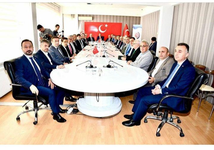 """Samsun'dan """" Barış Pınarı Harekatı """" Na Tam Destek"""