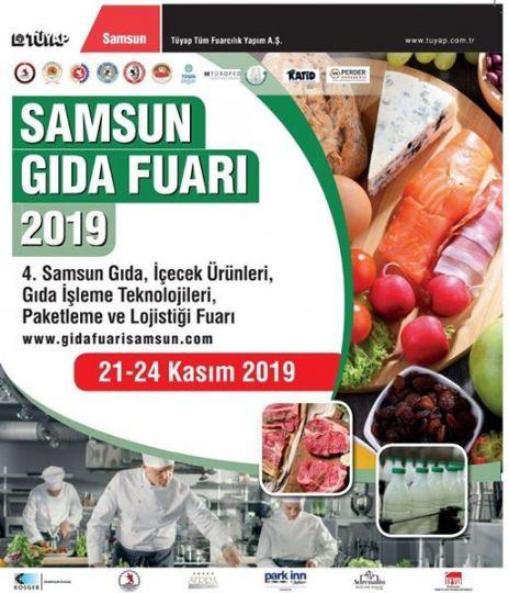 Samsun Gıda Fuarı 2019