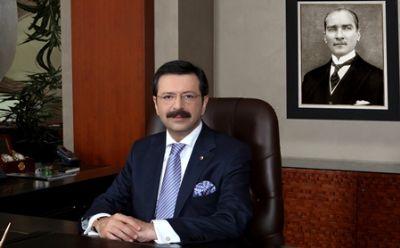 Tobb Başkanı Hisarcıklıoğlu'ndan 10 Kasım Mesajı