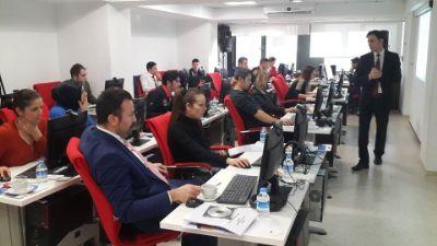 Ankara'da, Ebys Eğitimi Gerçekleşti