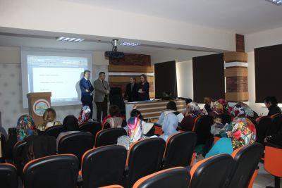Kadın Girişimcilik Eğitim Programı Başladı