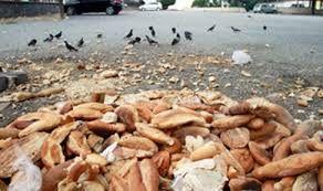 Ekmeğimizi İsraf Etmeyelim!