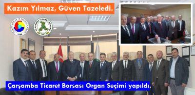Borsa Organ Seçimi Yapıldı