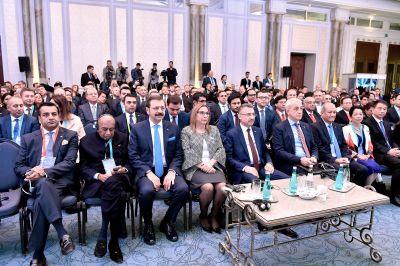 Başkan YILMAZ, Caccı Konferansı'na Katıldı.