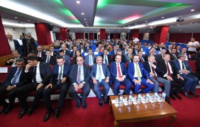 Tobb Başkanı M. Rifat Hisarcıklıoğlu Ordu'yu Ziyaret Etti