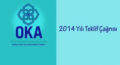 Oka 2014 Yılı Teklif Çağrısı Toplantısı