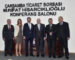 Borsa'da Konferans Salonu Tamamlandı