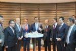 Hisarcıklıoğlu, İsminin Verildiği Salonu Açtı