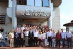 Çarşamba Borsa'da Ipard Iı Programı Anlatıldı