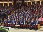 Tobb Delegeleri Hizmet Şeref Belgelerini Cumhurbaşkanı Erdoğan'ın Elinden Aldı