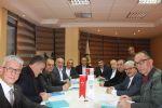 Çarşamba Ticaret Borsası'ndan Elazığ'a Yardım
