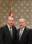 Kazım YILMAZ Cumhurbaşkanı ile Görüştü.