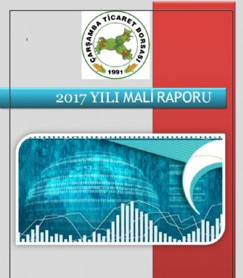 2017 Yılı Çarşamba Ticaret Borsası Mali Rapor