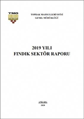 2019 Yılı Fındık Sektörel Raporu