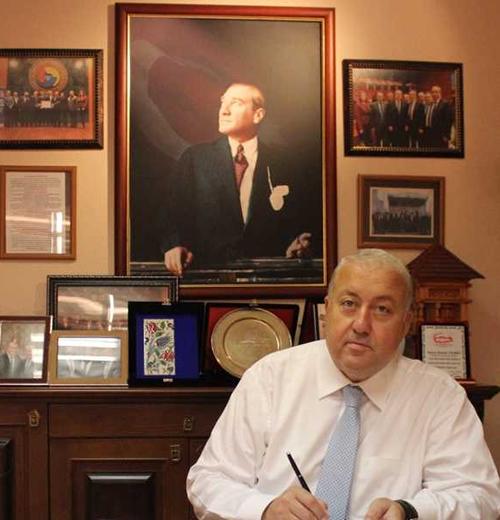 Kazım Gürol YILMAZ (Çarşamba Ticaret Borsası Başkanı)